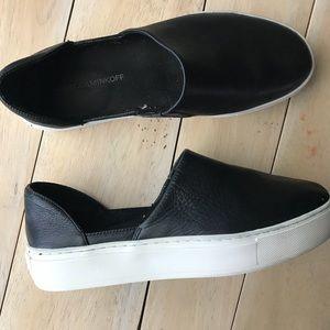 Rebecca Minkoff Laceless Leather Sneaker 👟